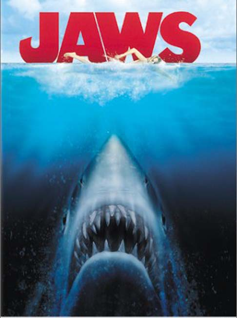 Jaws Book Cover Art : Inspired by the jaws story joanne guidoccio