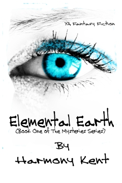 Elemental Earth Cover for Kindle (2)