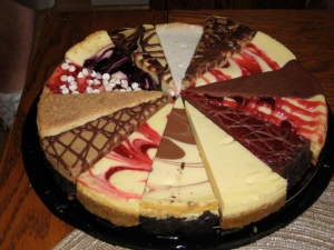 Happy National Cheesecake Day Joanne Guidoccio