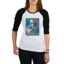 Clive Pearl Mermaid IPad Shirt - $45 CDN