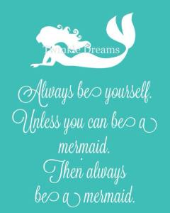 mermaidquote