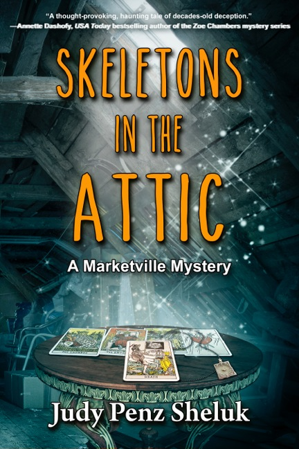 Skeletons in the Attic Front Cover (2)