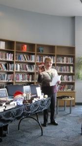 Librarian - Chris Fraser